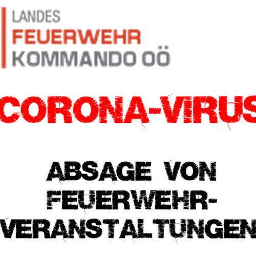 Coronavirus – Vorsorgemaßnahmen