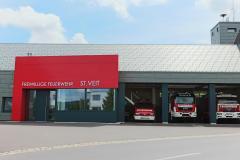 Feuerwehrhaus Umbau 2016