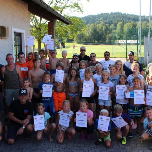 Schnuppertauchen – Ferienaktion FF St. Veit