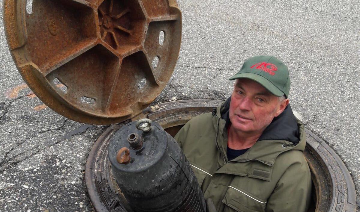 Kanalspülung – Kellerüberflutung