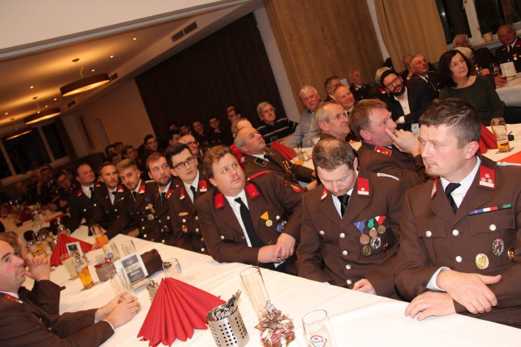 Jahresvollversammlung der FF Sankt Veit