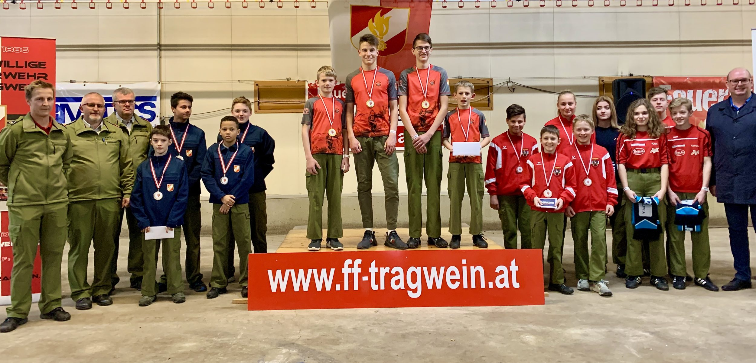 Sieg beim Jugendcup in Tragwein!