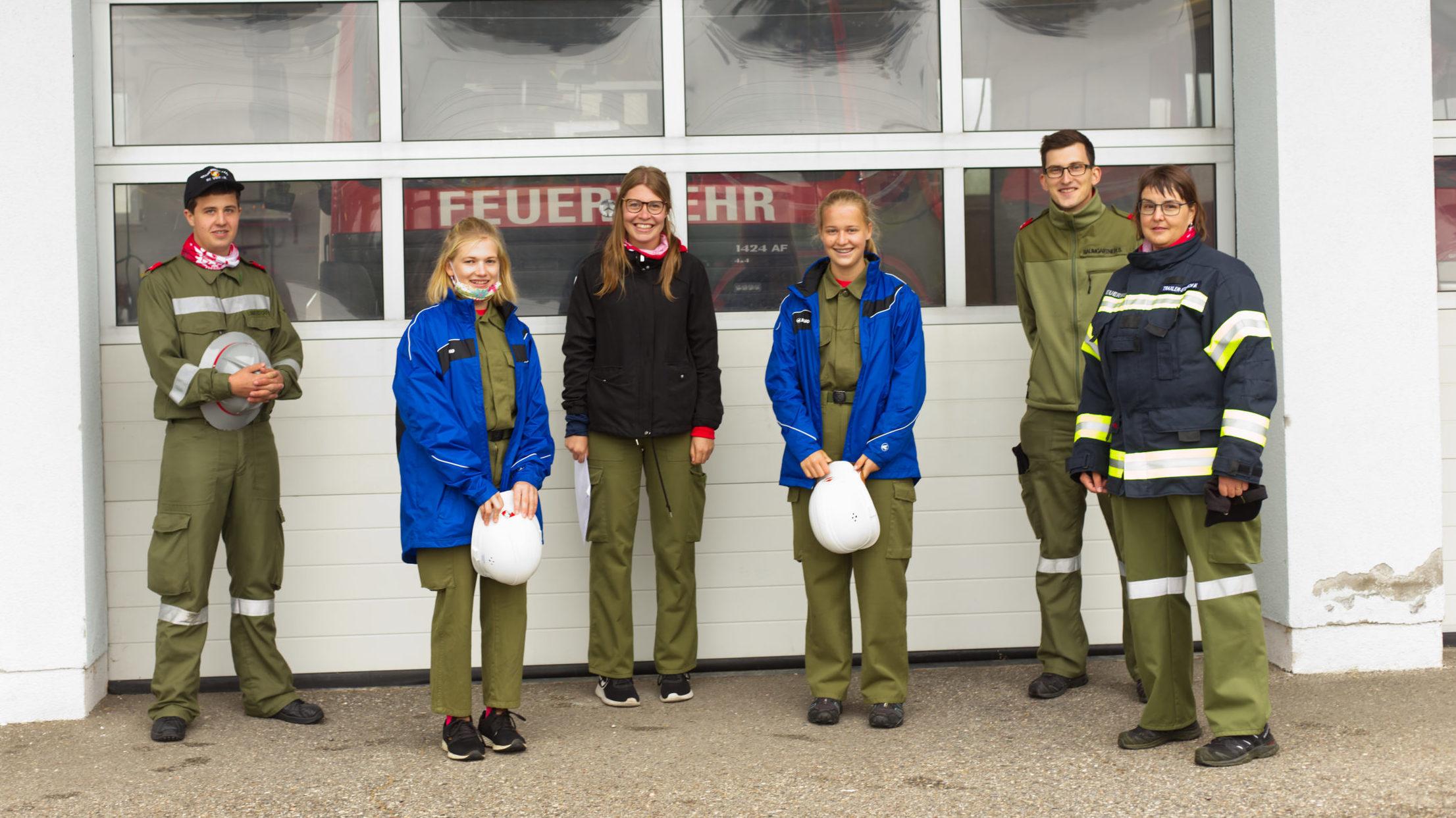 Feuerwehrjugendleistungsabzeichen Gold 2020